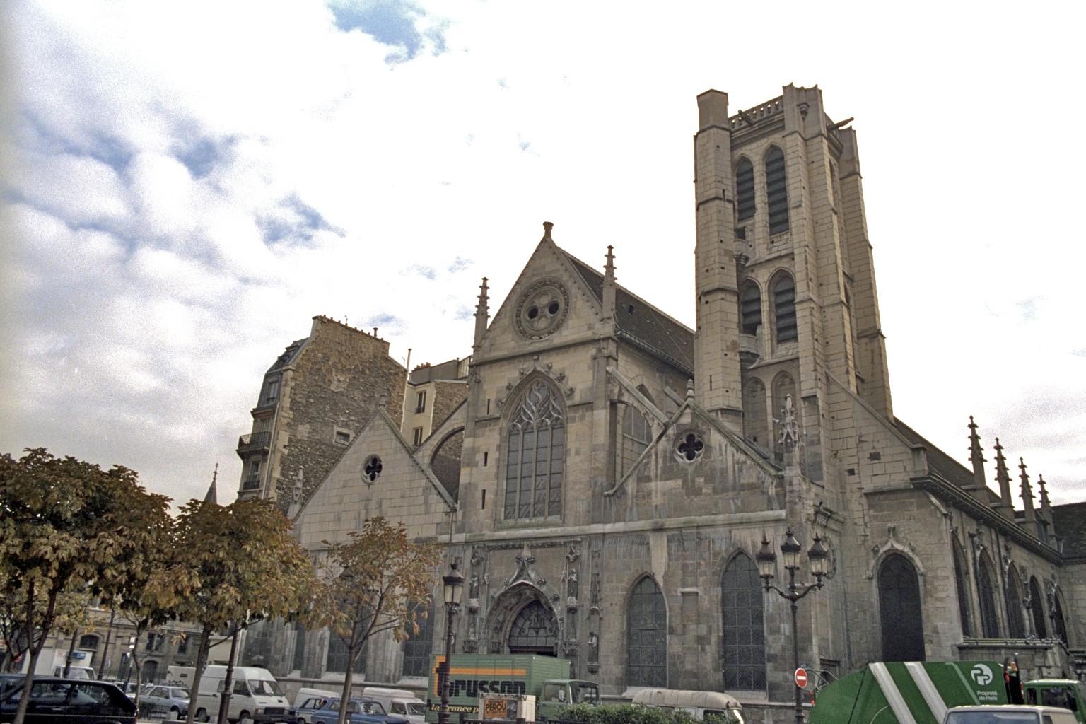 Saint-Nicolas-des-Champs, Paris