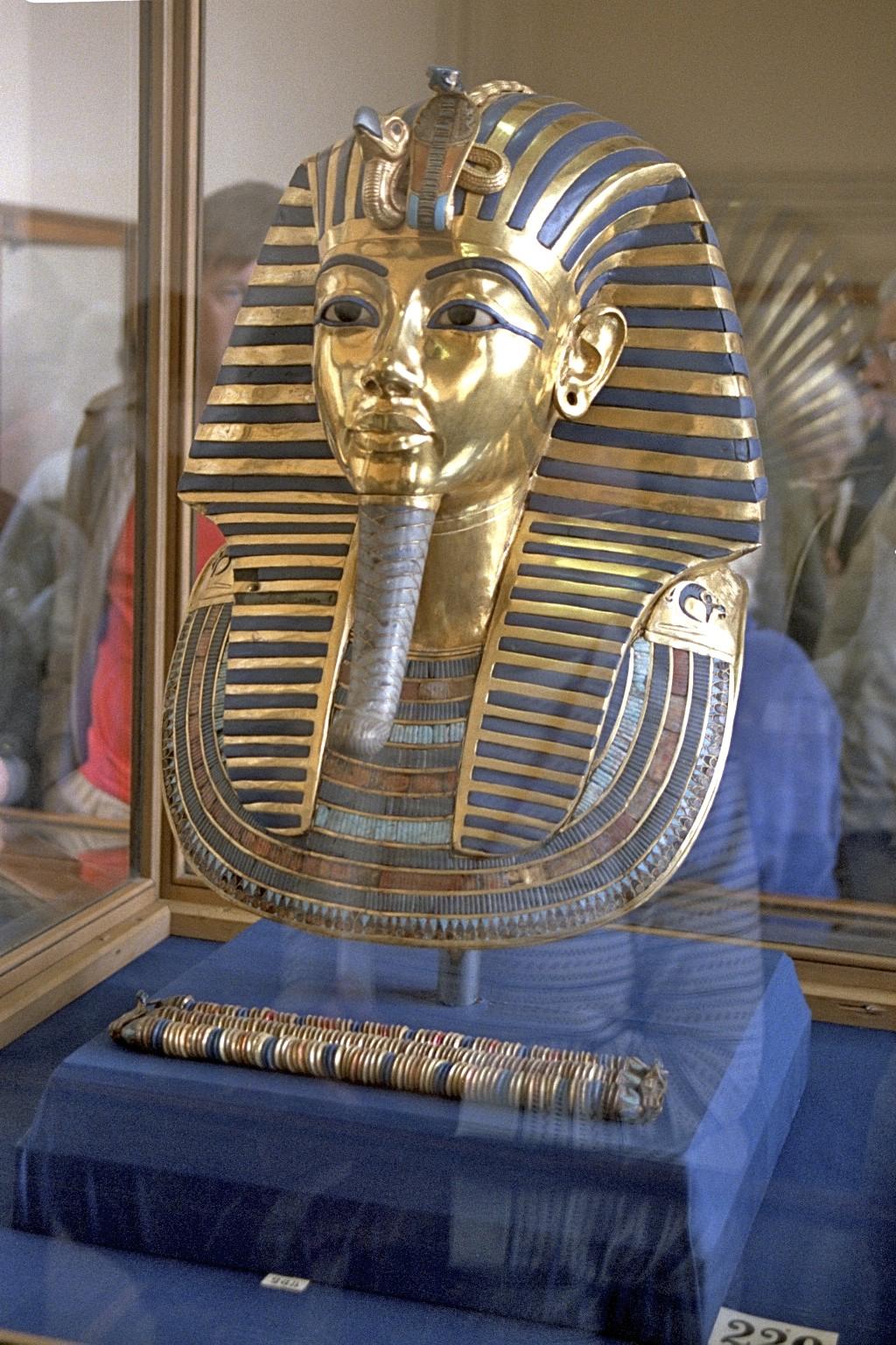 Tutankahmon Cairo 2