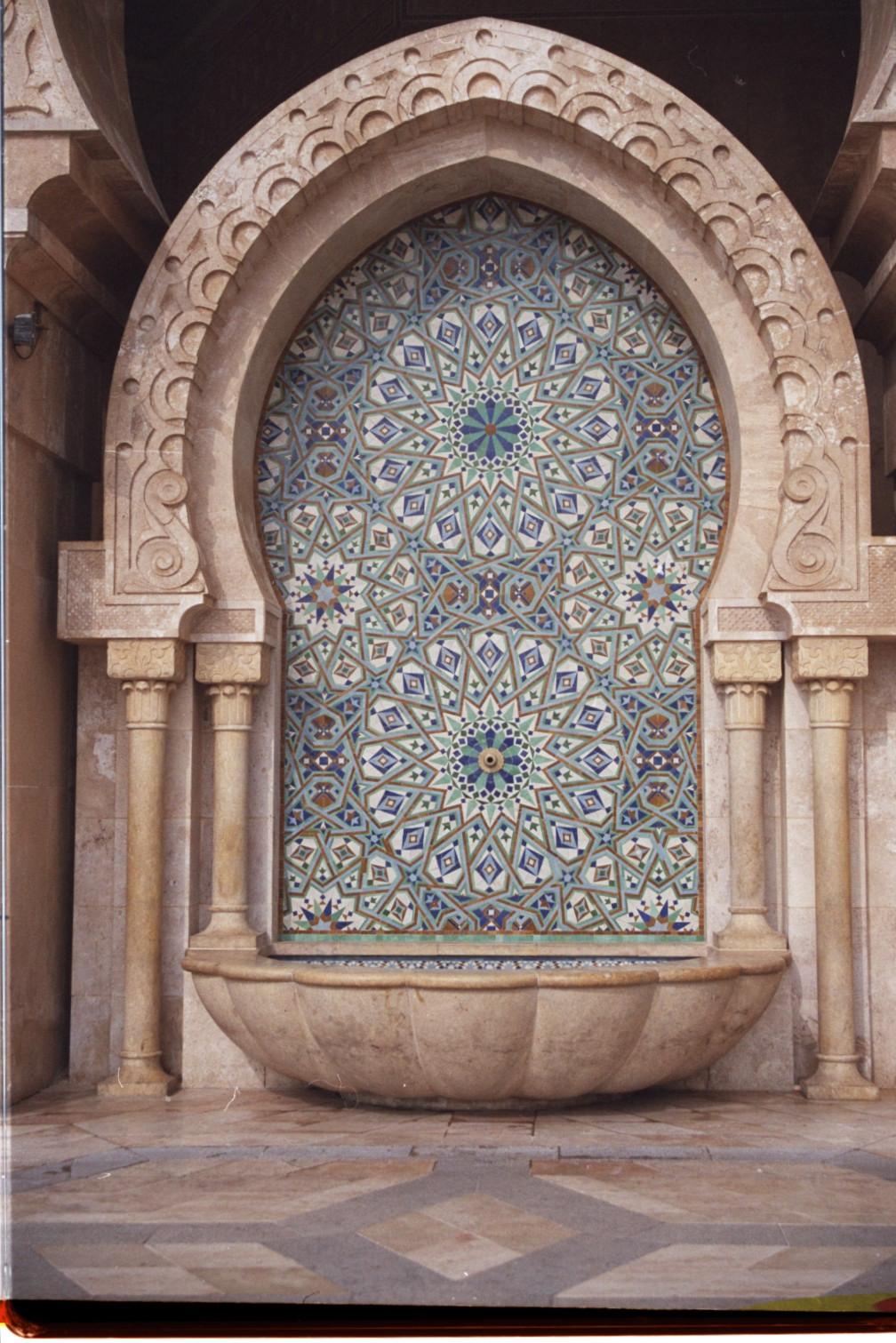 Casablanca Hassan II Moska 2