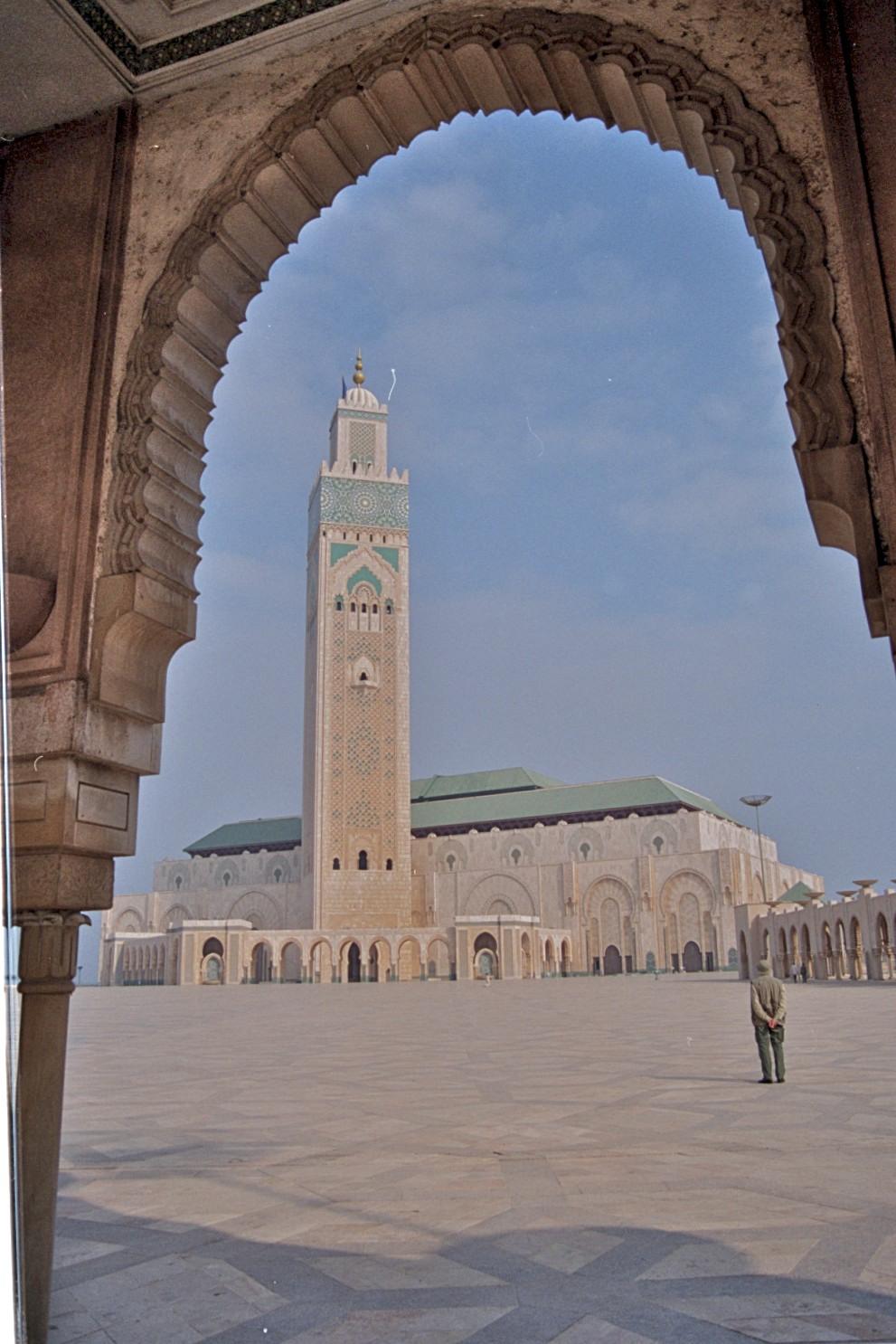 Casablanca Hassan II Moska