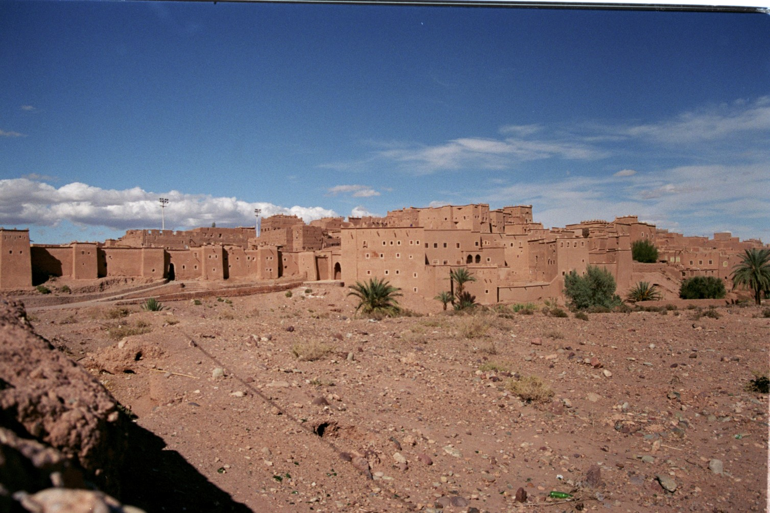 Ourzazate Kasbah Taourirt