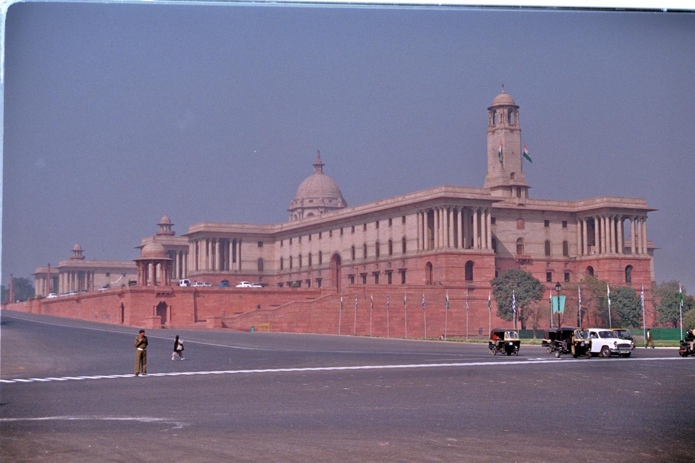 Delhi Government Building North Block