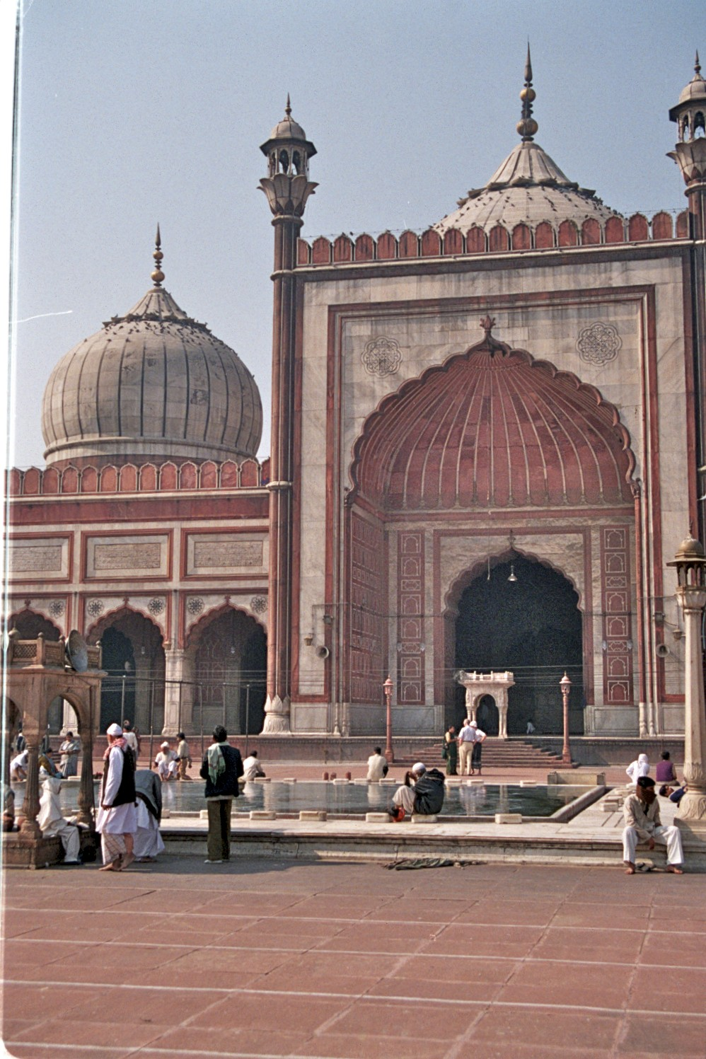 Delhi Jami Masjid 2