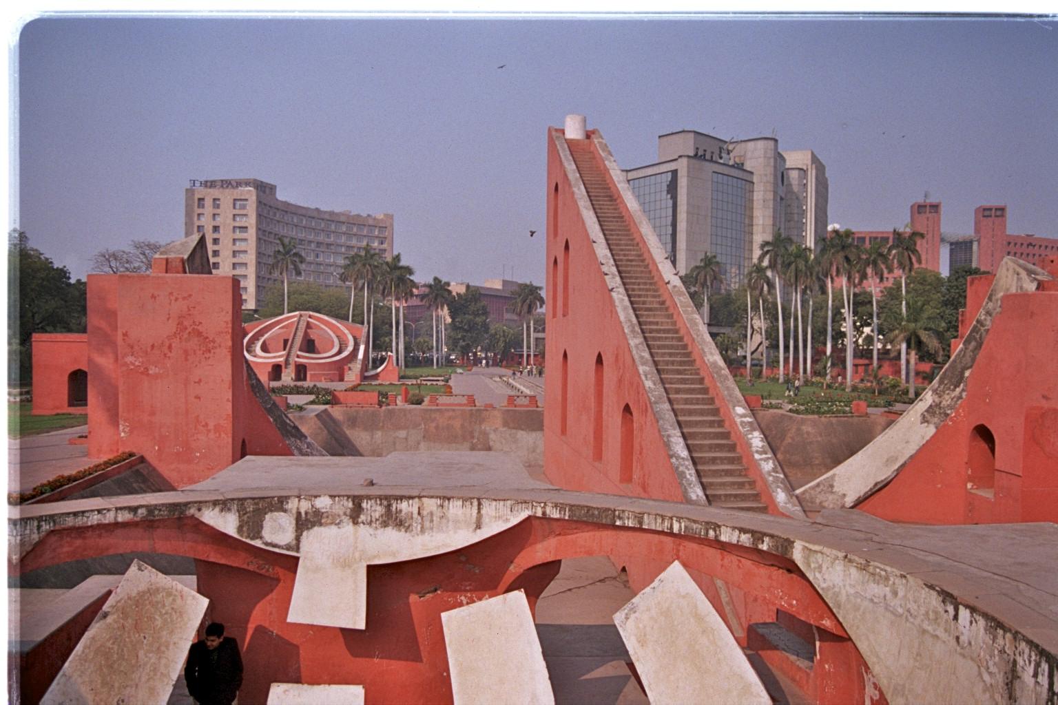 Delhi Jantar Mantar