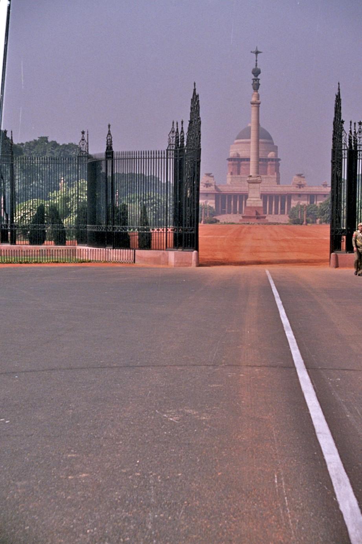 Delhi Rashtrapati Bahvan