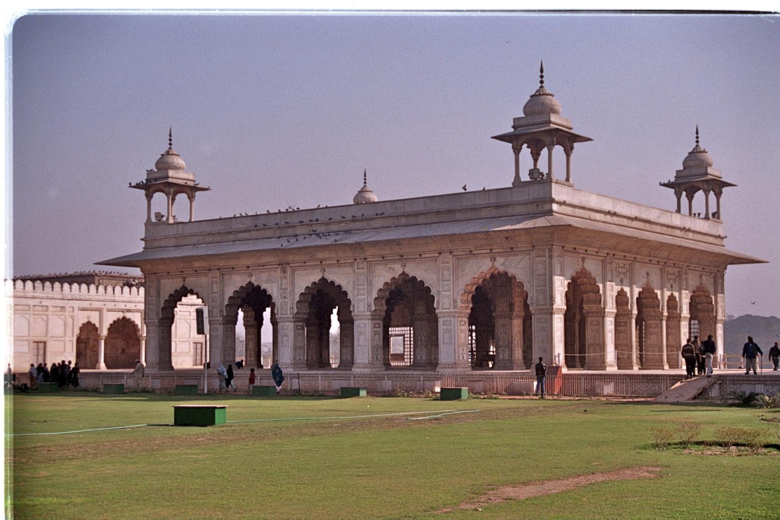 Delhi Red Fort Diwan I Kash 2