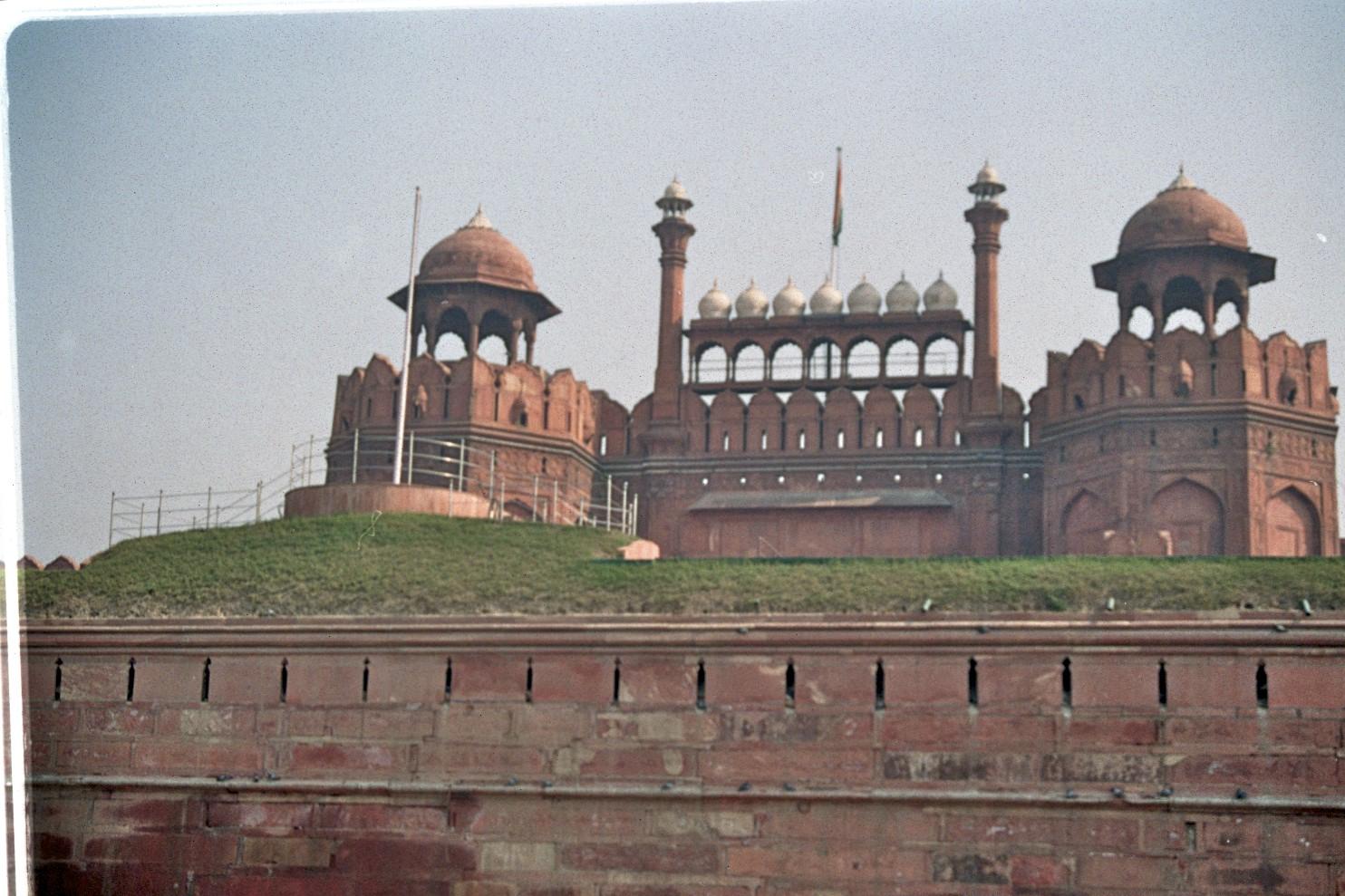 Delhi Red Fort, Lahori Gate