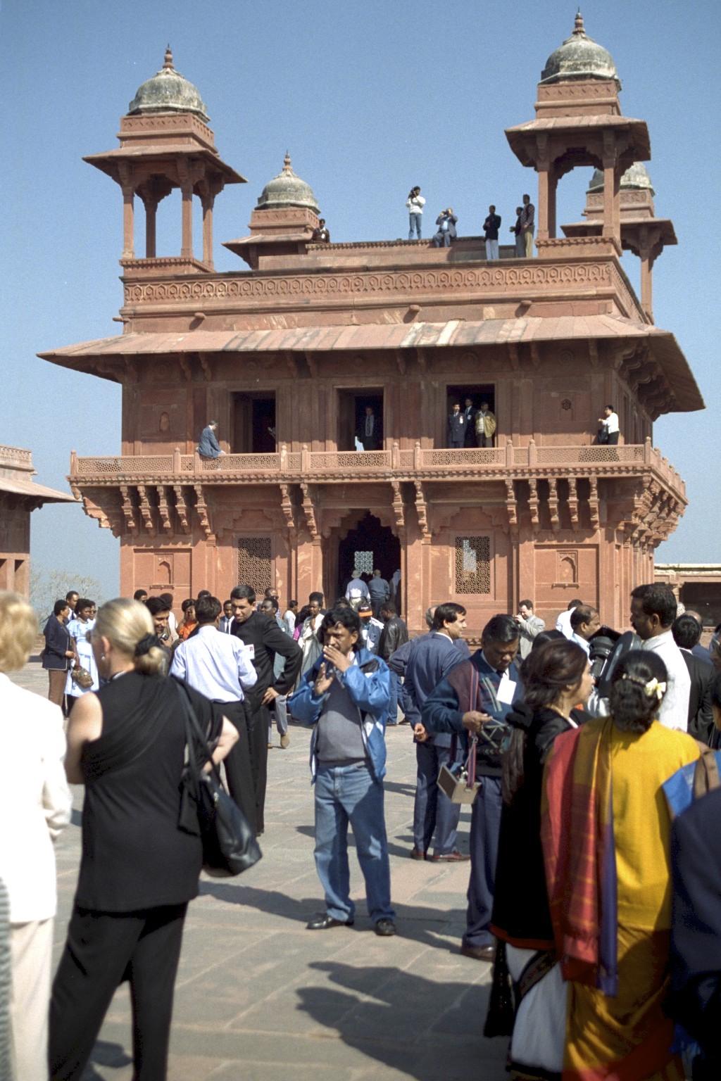Diwan I Khas, Fatepur Sikri