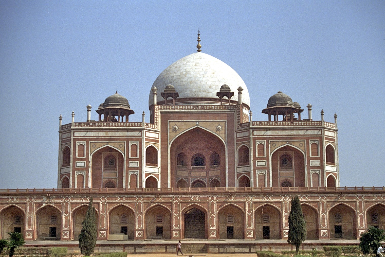 Humayun grafhýsi Delhi