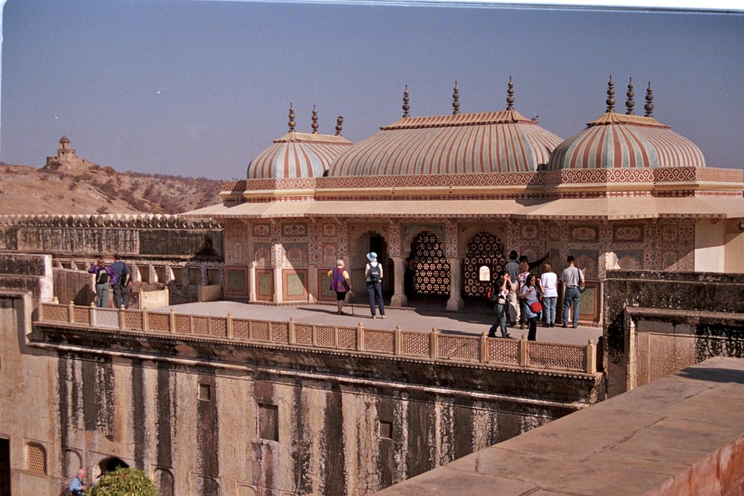 Jaipur Amber PalJas Mandir 2