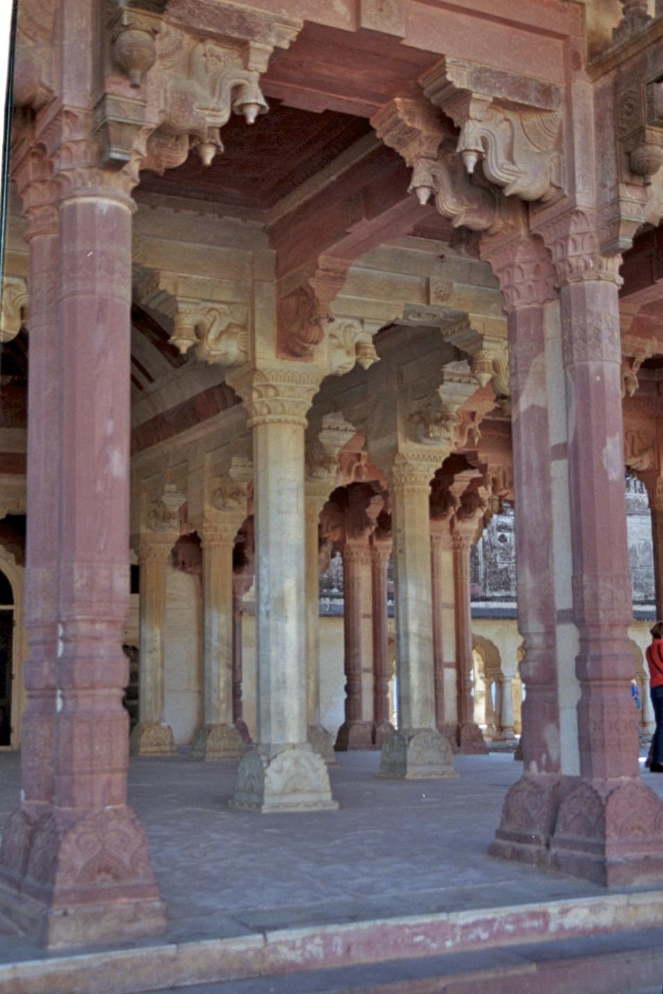 Jaipur Amber Palace Diwan i Am