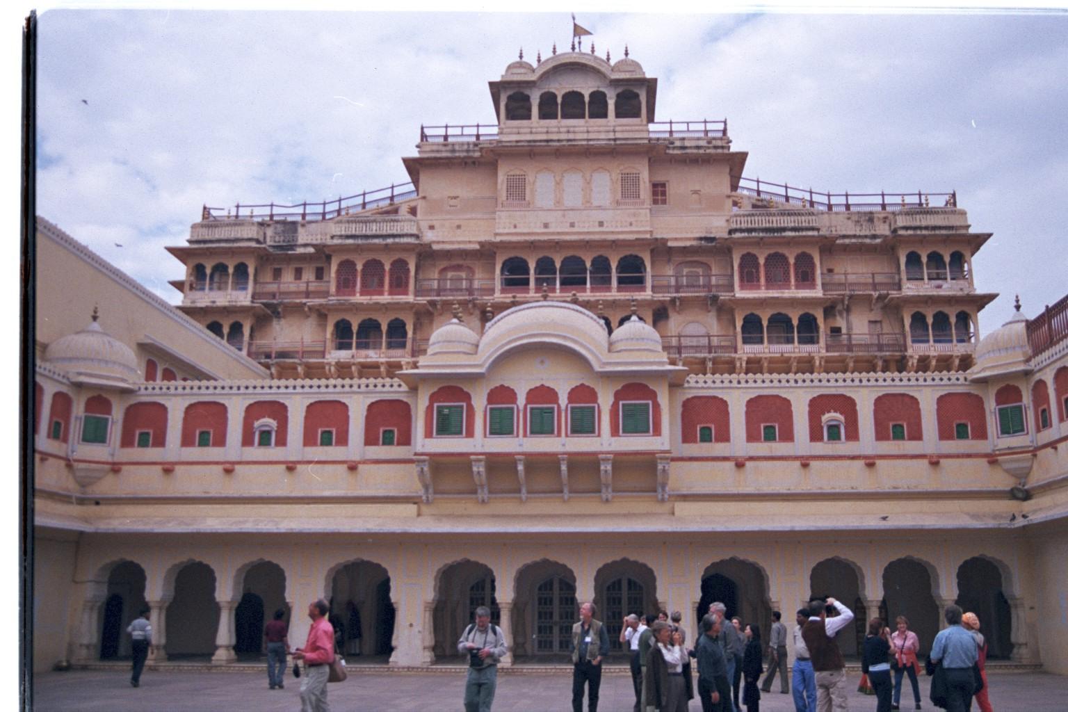 Jaipur Chandra Mahal