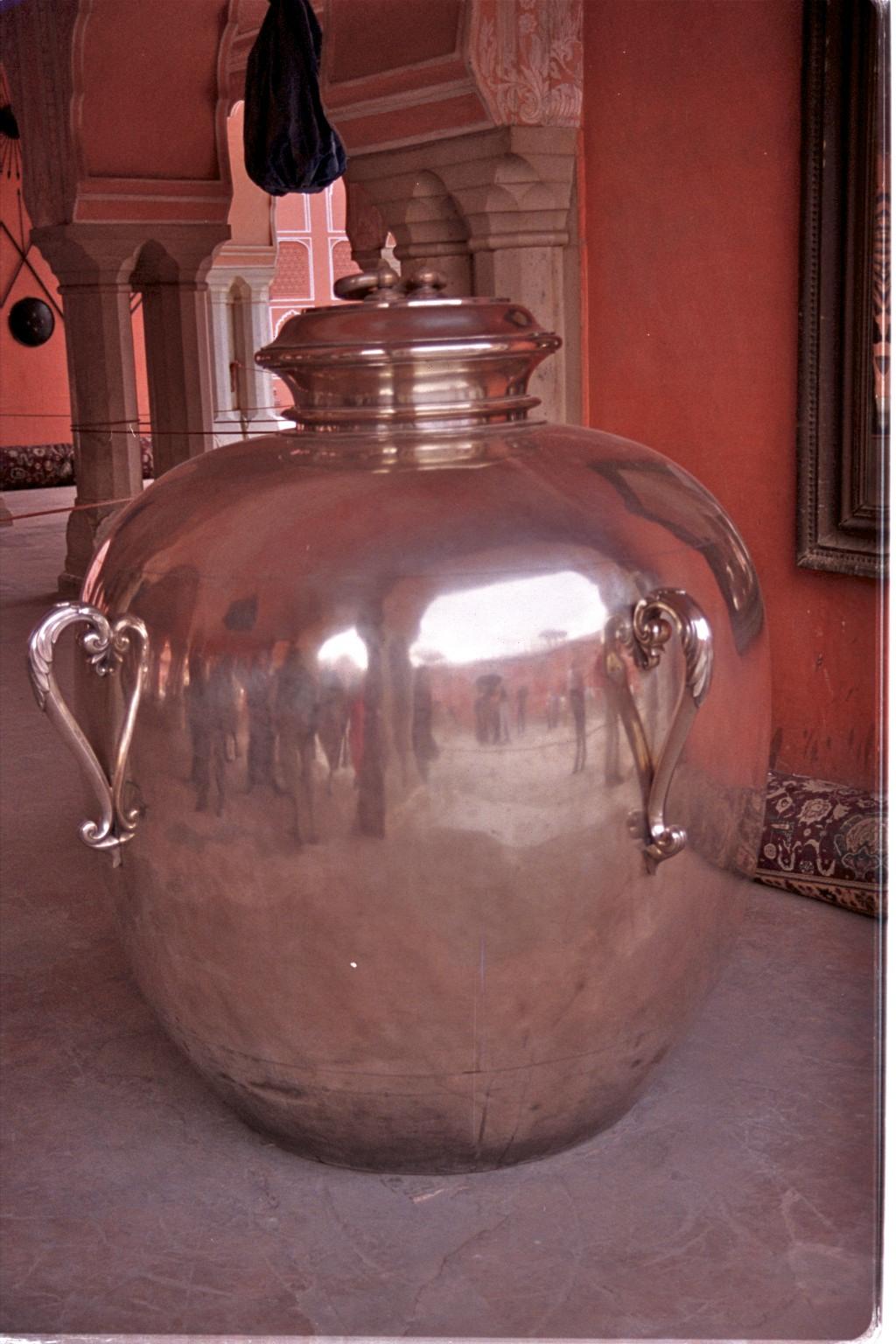 Jaipur DiwanI Kash Silv