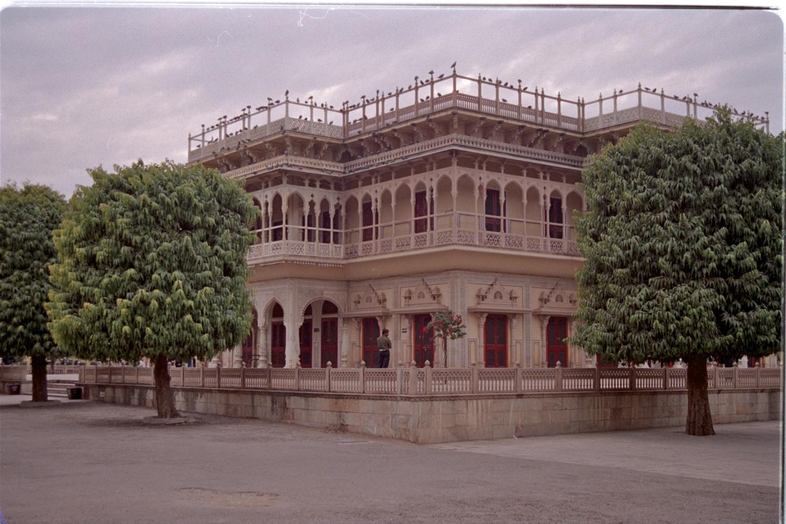 Jaipur Mubarak Mahal