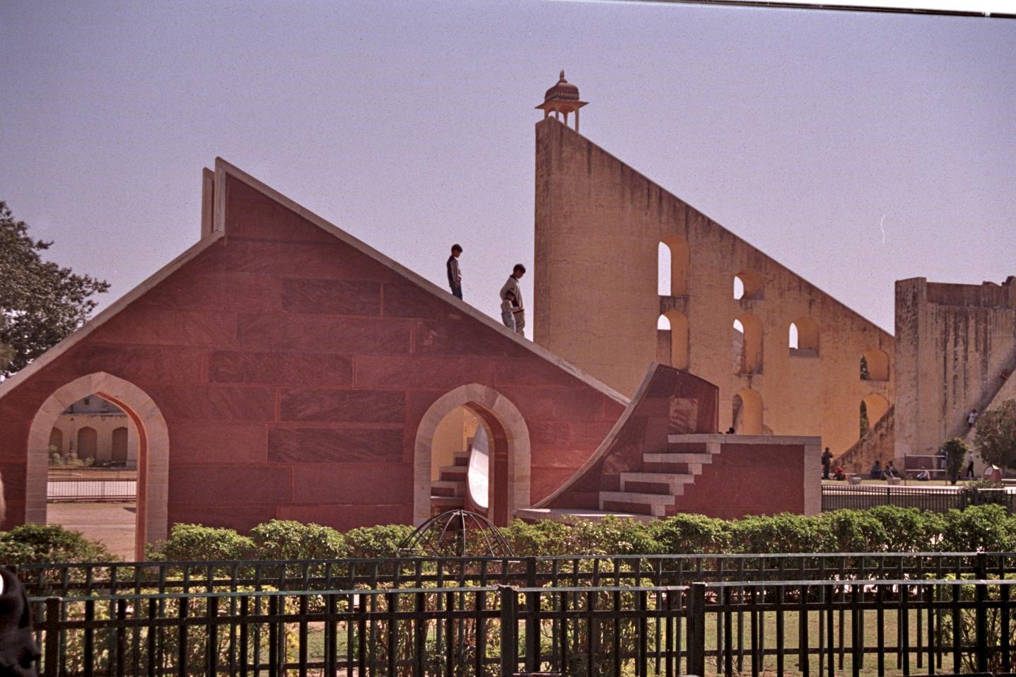 Jaipur Samrat Yantra