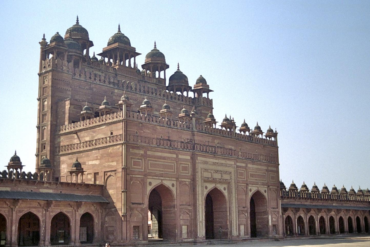 Jama Mashid, Buland Gate Fatepur Sikri 3