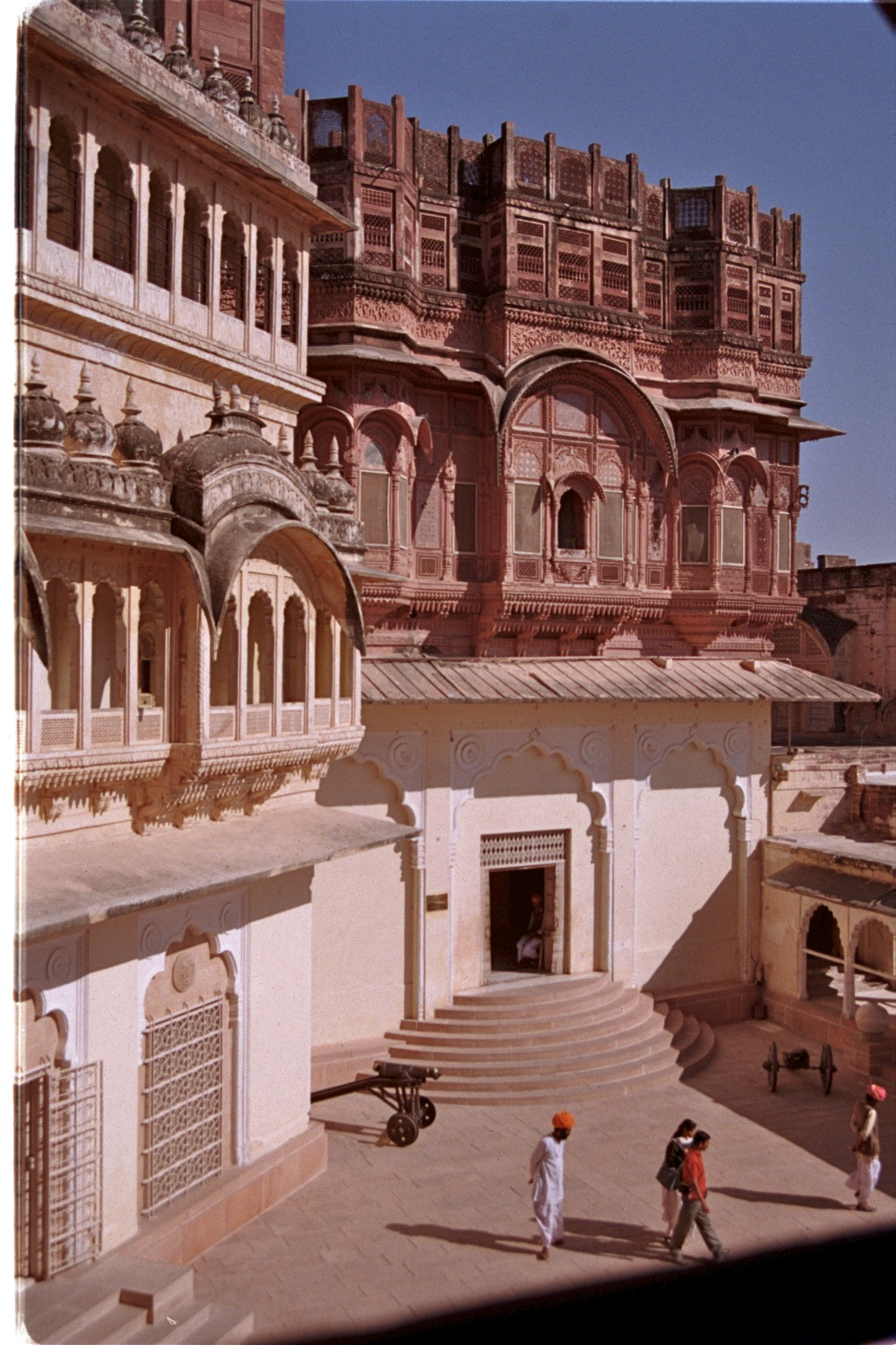 Jodpur Maharangarh Fort Palace