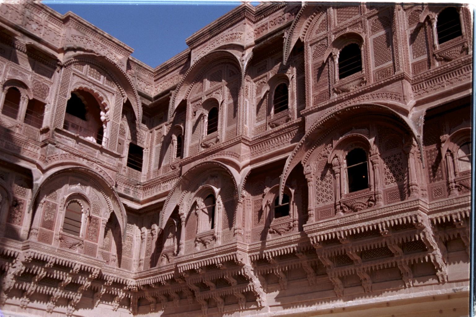 Jodpur Mahrangarh 12