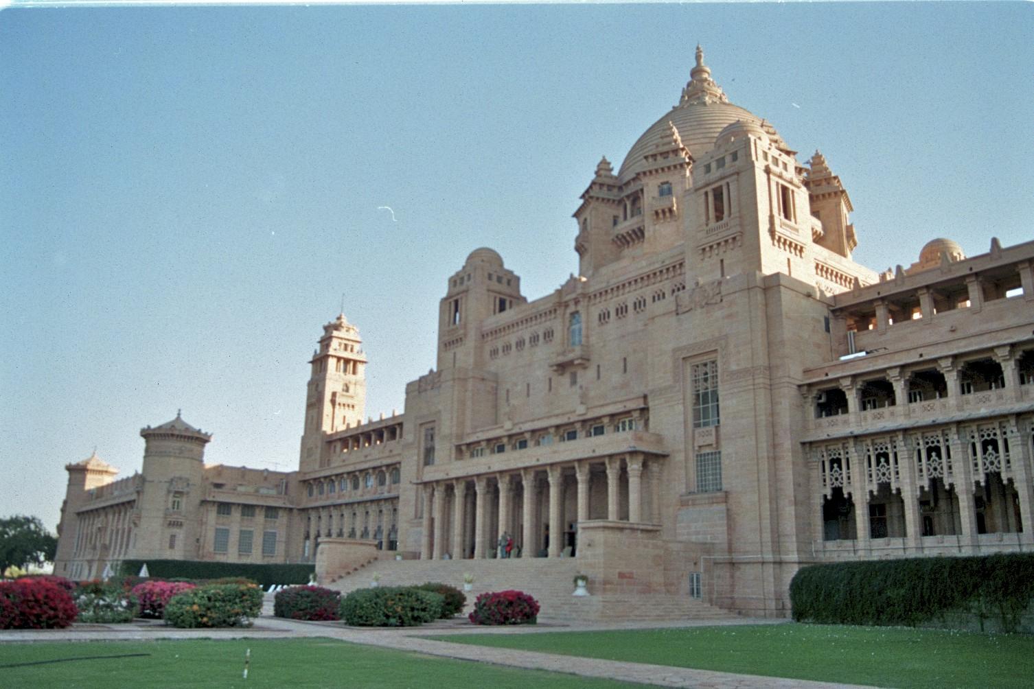 Jodpur Umail Bhawan Palace