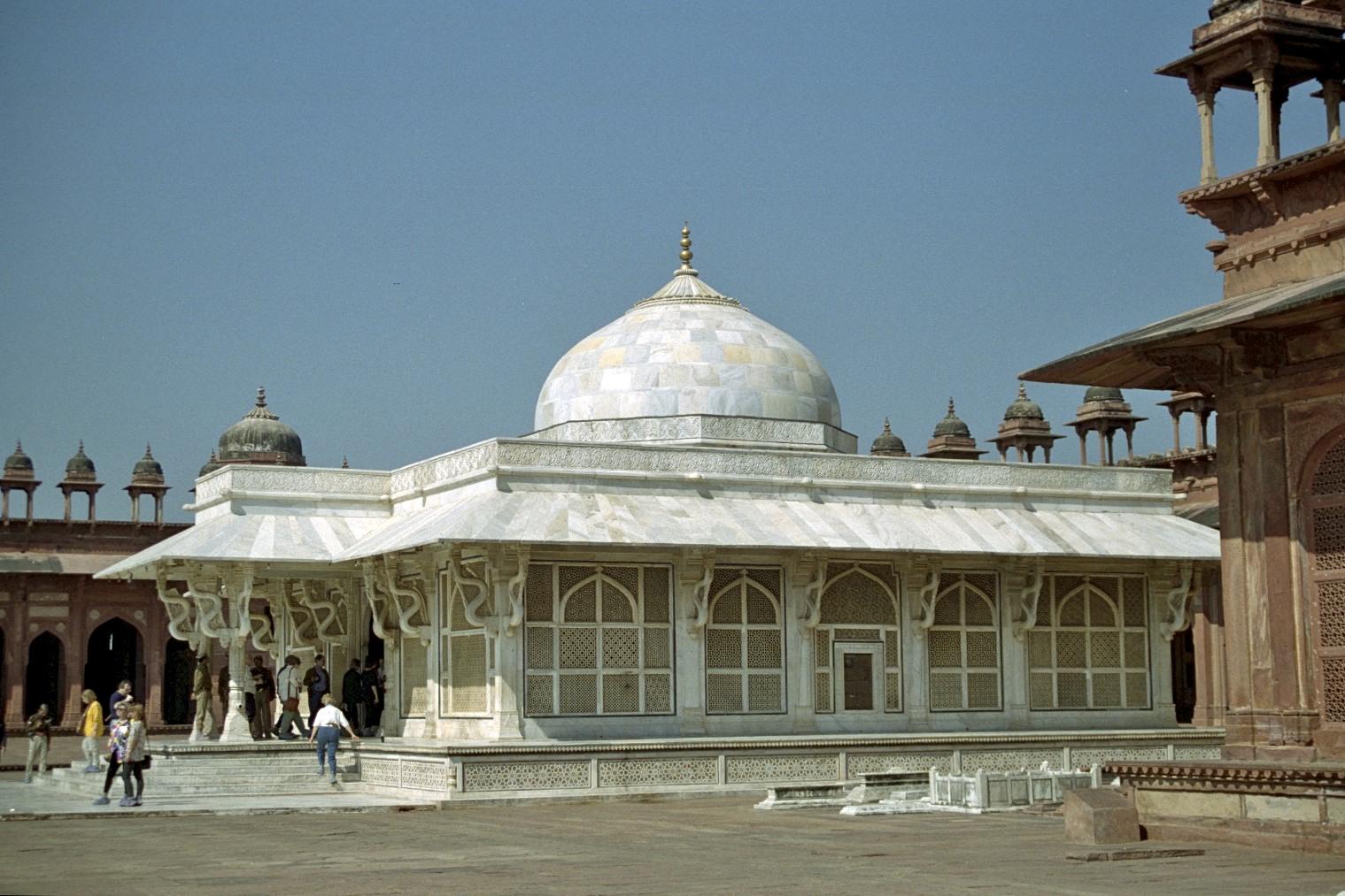 Sahim Chrishti, Fatepur Sikri