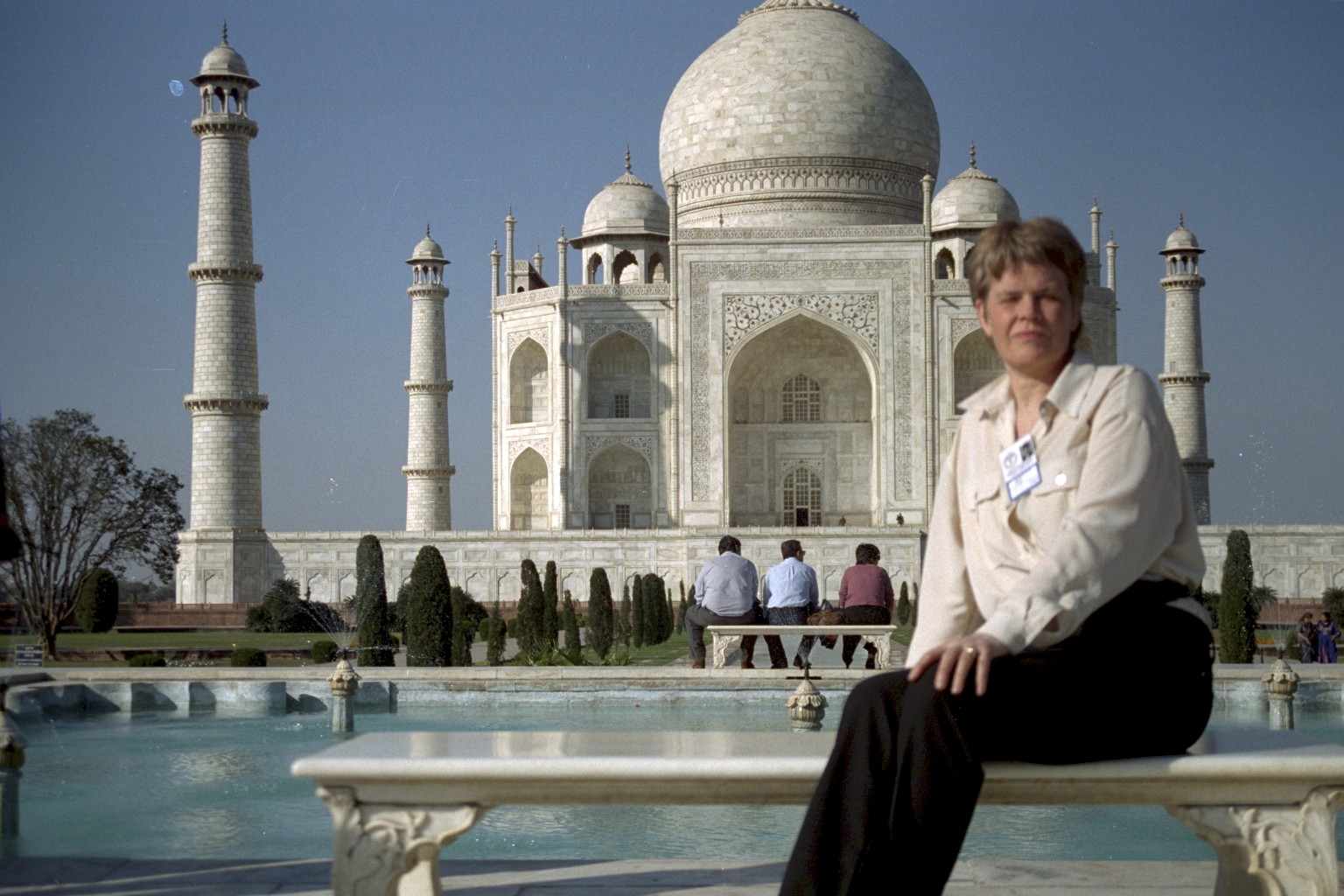 Taj Mahal, Agra 3