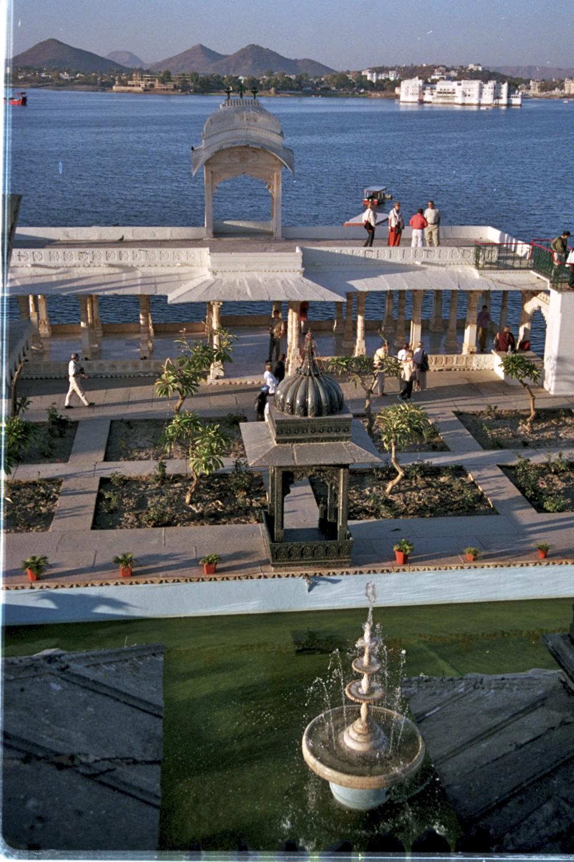 Udaipur Jazmandi Palace